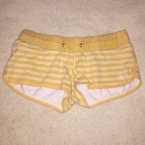 Roxy lounge shorts